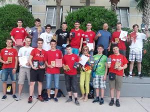 Mioc ACSL tim, Orlando 2015.