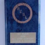 ACSL nagrada, XV. gimnazija