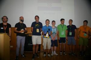 MEMO 2016 - hrvatski tim